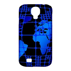Network Networking Europe Asia Samsung Galaxy S4 Classic Hardshell Case (pc+silicone)