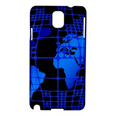 Network Networking Europe Asia Samsung Galaxy Note 3 N9005 Hardshell Case