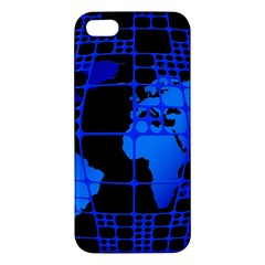 Network Networking Europe Asia Iphone 5s/ Se Premium Hardshell Case