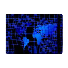 Network Networking Europe Asia Ipad Mini 2 Flip Cases