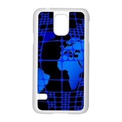 Network Networking Europe Asia Samsung Galaxy S5 Case (White)