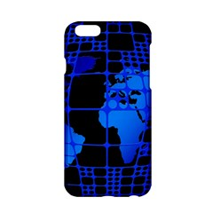 Network Networking Europe Asia Apple Iphone 6/6s Hardshell Case