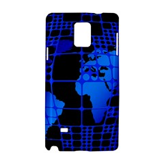 Network Networking Europe Asia Samsung Galaxy Note 4 Hardshell Case