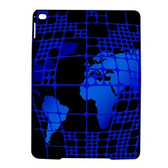 Network Networking Europe Asia Ipad Air 2 Hardshell Cases