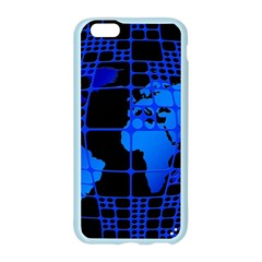 Network Networking Europe Asia Apple Seamless iPhone 6/6S Case (Color)