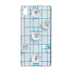 Icon Media Social Network Sony Xperia Z3+