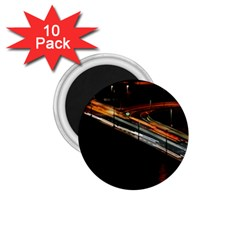 Highway Night Lighthouse Car Fast 1 75  Magnets (10 Pack)