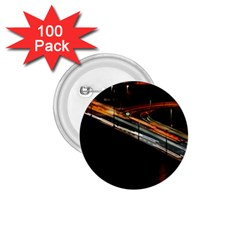 Highway Night Lighthouse Car Fast 1 75  Buttons (100 Pack)