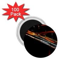 Highway Night Lighthouse Car Fast 1 75  Magnets (100 Pack)