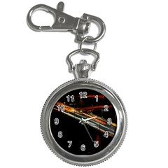 Highway Night Lighthouse Car Fast Key Chain Watches