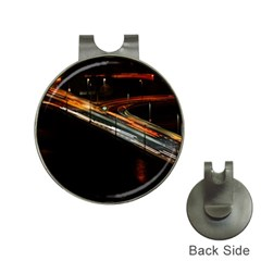 Highway Night Lighthouse Car Fast Hat Clips With Golf Markers