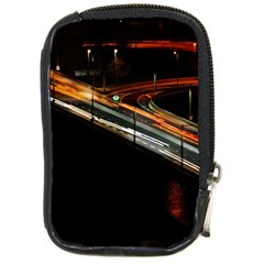 Highway Night Lighthouse Car Fast Compact Camera Cases