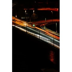Highway Night Lighthouse Car Fast 5 5  X 8 5  Notebooks