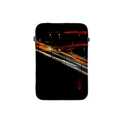 Highway Night Lighthouse Car Fast Apple Ipad Mini Protective Soft Cases