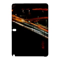 Highway Night Lighthouse Car Fast Samsung Galaxy Tab Pro 10.1 Hardshell Case