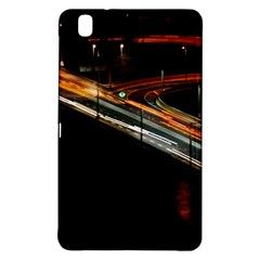 Highway Night Lighthouse Car Fast Samsung Galaxy Tab Pro 8 4 Hardshell Case