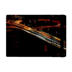 Highway Night Lighthouse Car Fast Ipad Mini 2 Flip Cases