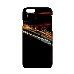 Highway Night Lighthouse Car Fast Apple Iphone 6/6s Hardshell Case