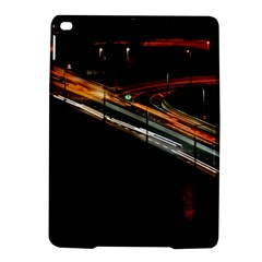Highway Night Lighthouse Car Fast iPad Air 2 Hardshell Cases
