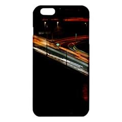 Highway Night Lighthouse Car Fast iPhone 6 Plus/6S Plus TPU Case