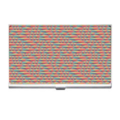 Background Abstract Colorful Business Card Holders