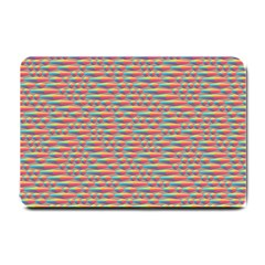 Background Abstract Colorful Small Doormat