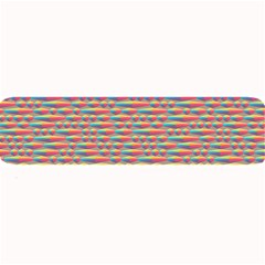 Background Abstract Colorful Large Bar Mats