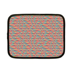 Background Abstract Colorful Netbook Case (small)