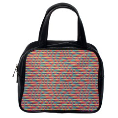 Background Abstract Colorful Classic Handbags (one Side)