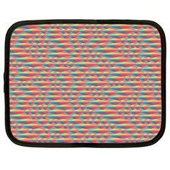 Background Abstract Colorful Netbook Case (XL)