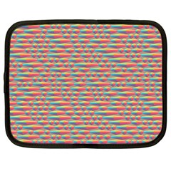 Background Abstract Colorful Netbook Case (xxl)