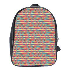 Background Abstract Colorful School Bags(large)