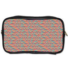 Background Abstract Colorful Toiletries Bags 2 Side