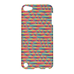 Background Abstract Colorful Apple iPod Touch 5 Hardshell Case