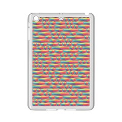 Background Abstract Colorful Ipad Mini 2 Enamel Coated Cases