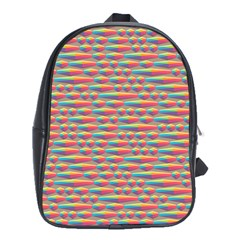 Background Abstract Colorful School Bags (xl)