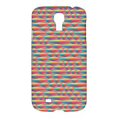 Background Abstract Colorful Samsung Galaxy S4 I9500/i9505 Hardshell Case
