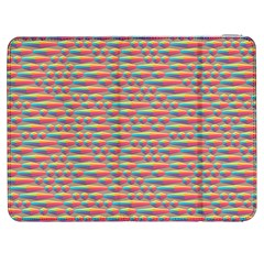 Background Abstract Colorful Samsung Galaxy Tab 7  P1000 Flip Case