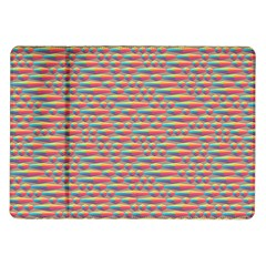 Background Abstract Colorful Samsung Galaxy Tab 10.1  P7500 Flip Case