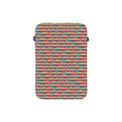 Background Abstract Colorful Apple Ipad Mini Protective Soft Cases
