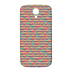 Background Abstract Colorful Samsung Galaxy S4 I9500/i9505  Hardshell Back Case