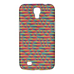 Background Abstract Colorful Samsung Galaxy Mega 6 3  I9200 Hardshell Case