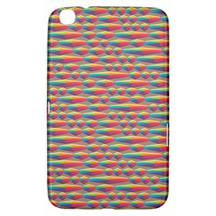 Background Abstract Colorful Samsung Galaxy Tab 3 (8 ) T3100 Hardshell Case