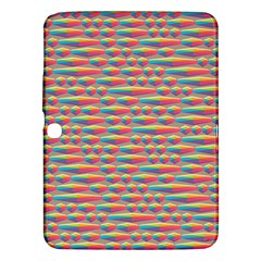 Background Abstract Colorful Samsung Galaxy Tab 3 (10 1 ) P5200 Hardshell Case