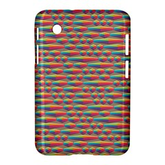 Background Abstract Colorful Samsung Galaxy Tab 2 (7 ) P3100 Hardshell Case