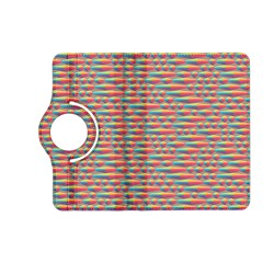 Background Abstract Colorful Kindle Fire Hd (2013) Flip 360 Case