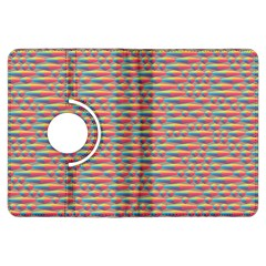 Background Abstract Colorful Kindle Fire Hdx Flip 360 Case