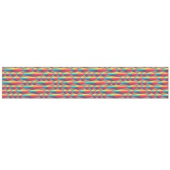 Background Abstract Colorful Flano Scarf (Large)