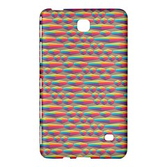 Background Abstract Colorful Samsung Galaxy Tab 4 (8 ) Hardshell Case