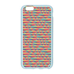 Background Abstract Colorful Apple Seamless iPhone 6/6S Case (Color)